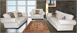 3 Piece Couch Set from Chivalry Designs for R7800