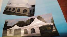 Tent 50 seater for sale at fourty thousand negotiable