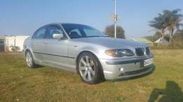 BMW 330d E46 Full House