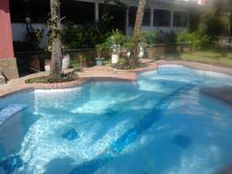 To Let - Sea Front Fully Furnished Antique House In Nyali.
