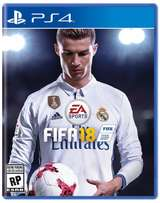 FIFA 18 Standard Edition (AVAILABLE OCT 6)