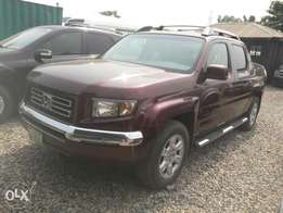 Super clean 2007 Honda Ridgeline
