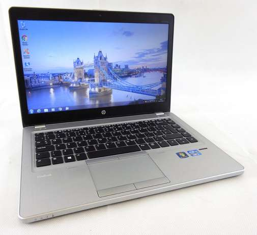 Low budget Hp Elitebook corei5 2.6ghz 4gb 320hd cam wifi dvdr Nairobi CBD - image 1