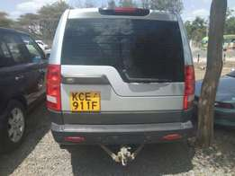 Discovery 3 Land rover 2009 model As clean as new
