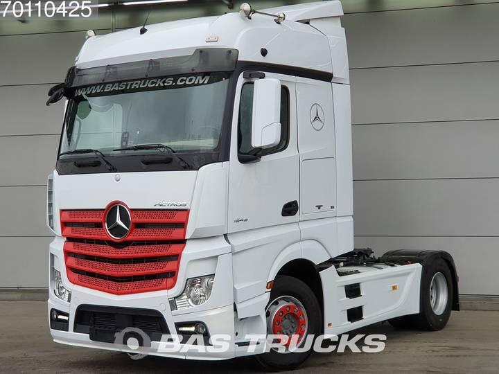 Mercedes-Benz Actros 1845 LS 4X2 Retarder Standklima ACC Euro 6 - 2014