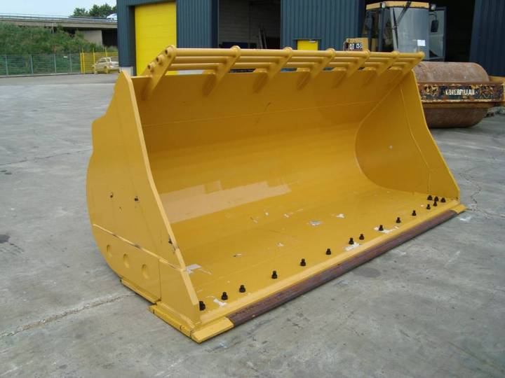 Caterpillar LOADER BUCKET 980G • SMITMA - 2019