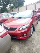 Toyota Corolla Sport 2010 Model Very Clean Perfectly Conditions Drive