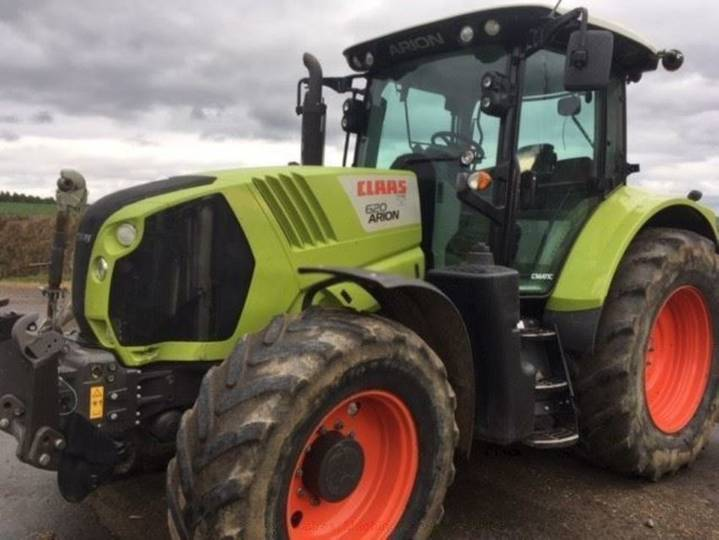 Claas arion620 - 2015