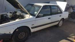 Mazda 626 stripping or complete