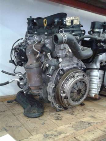 Low mileage Toyota Etios engine for sale Pretoria West - image 1
