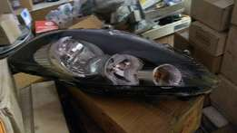 2013 Ford Fiesta left headlamp