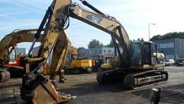 Caterpillar 325 D L - To be Imported
