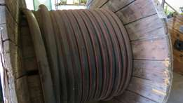 Cable PVC SWA PVC (Armoured) 185mm² x 4 core