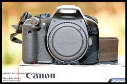 Canon EOS 550D - Body Only - BOXED