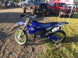 YZ250 2 Stroke For sale or Swop for 250F -Excellent Condition