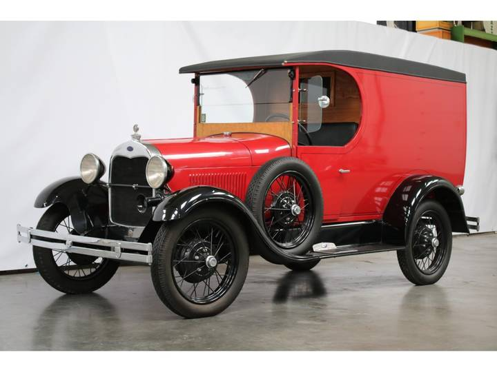 Ford 1929 Model A - 1929
