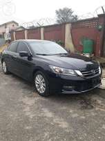 Fresh tokunboh 2013 Accord for quick cash