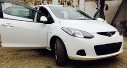 Mazda Demio 2010 KCN Best offer in town