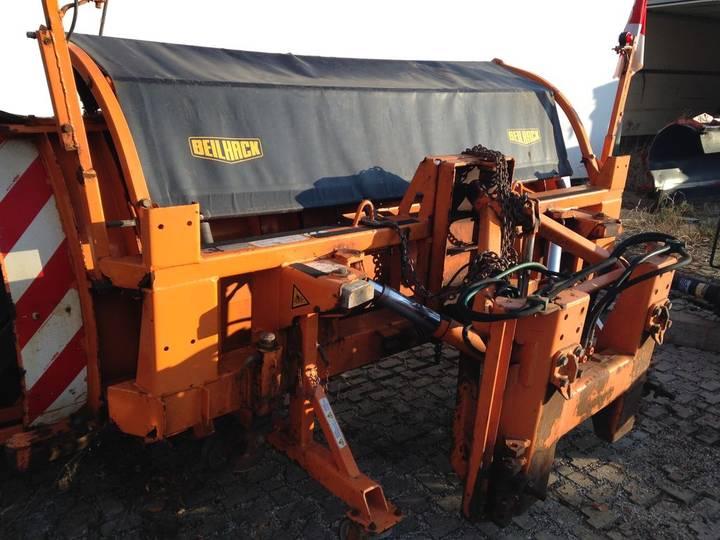 Beilhack PV27 snow plough - 2007