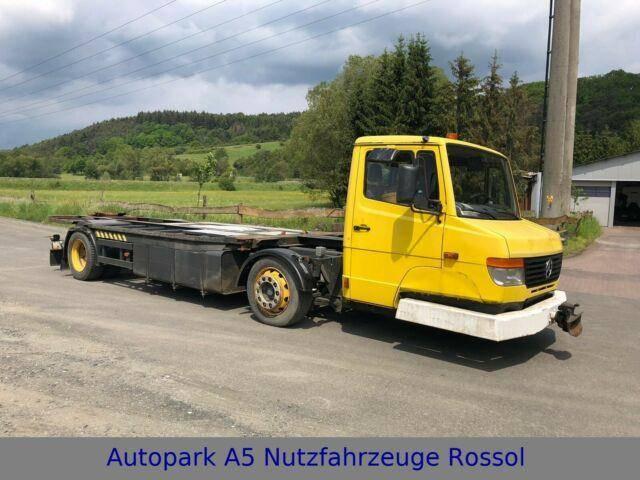 Kogel Wiesel Wechselbruckenhubwagen WBH25 - 1995