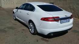 2012 jaguar xf 3.0 D luxury