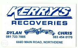 Kerry's Towing and Recovery