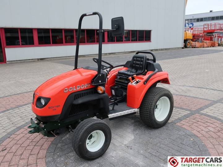 Goldoni Boxter 25 Tractor 4WD Diesel 24HP - 2010
