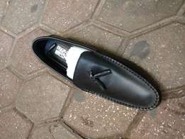 Original leather loafers