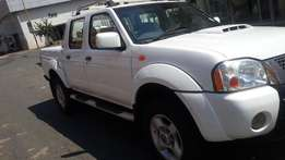 2007 Nissan NP300 Hardbody Available for Sale