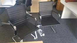 38 New Classic Eames Boardroom Chairs Available, CapeOffice2nds!!