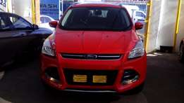 2015 ford kuga red
