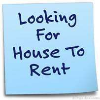 I need a house to rent. Single room selfcontain
