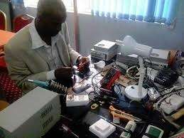 Advanced Electronic Repair Training and Maintenance