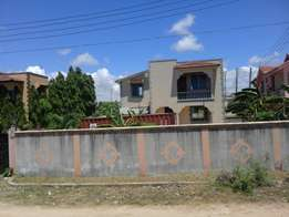 Three Bedroomed massionate Own Compound For Rent Located In Shanzu