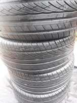 As new!!4xHifly HP tyres 275/45/20
