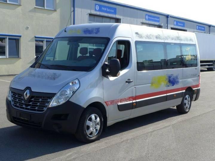 Renault Master 150 dCi*Euro 6*13+1 Sitze*Klima* - 2016