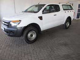 2014 Ford Ranger 2.2 D HP XL HR Super Cab for sale!