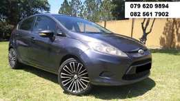 2010 Ford Fiesta 1.4i Ambiente for sale, R79 000 negotiable.