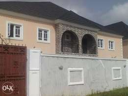 Brandnew two bedroom flats for rent at mint estate oke ira nla 300k