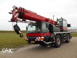 Liebherr LTM1030-2 - To be Imported