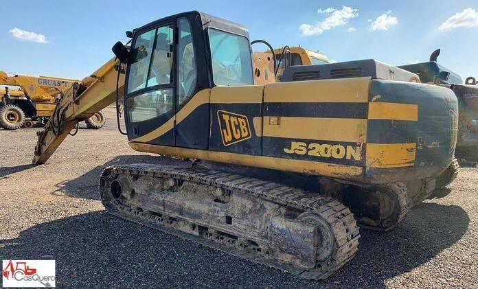 JCB JS200N - 1996
