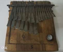 Mbira (finger piano) for sale