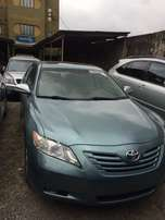 2007 Toyota Camry w/leather seats Tokunbo