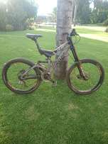 Scott Downhill mountain bike
