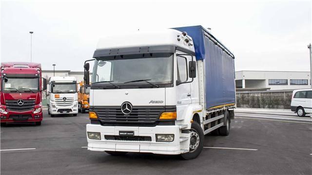 Mercedes-Benz ATEGO 1828L - 2000