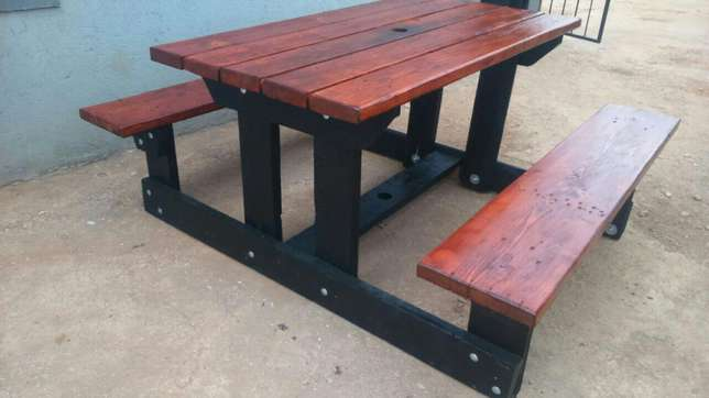 Benches manufactured from R1400 Soshanguve - image 1