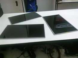 Laptop screens forsale all sizes slim and normal