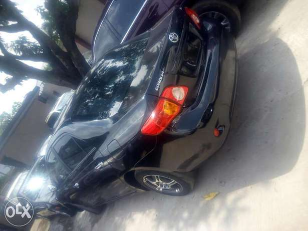 Toyota Corolla 2009 Model Very Clean Perfectly Condition Lagos Clear Ikeja - image 8
