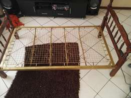 Secondhand single bed for sale