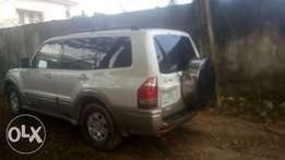 Mitsubishi Montero for immediate sale